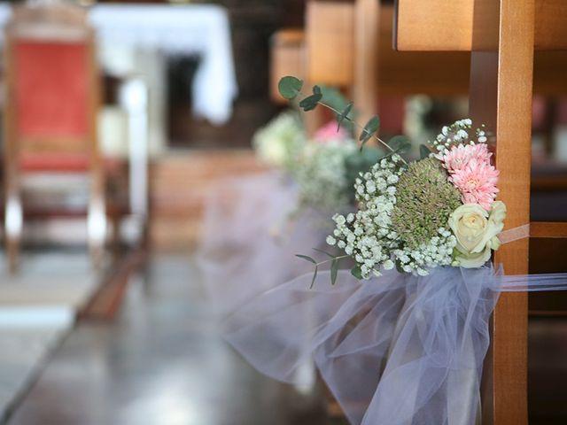 Il matrimonio di Andrea e Monica a Taino, Varese 4