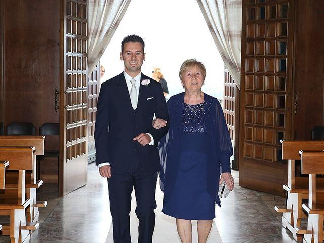 Il matrimonio di Andrea e Monica a Taino, Varese 5