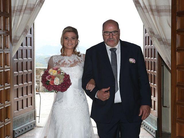 Il matrimonio di Andrea e Monica a Taino, Varese 6