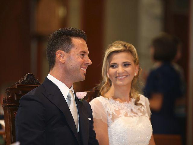Il matrimonio di Andrea e Monica a Taino, Varese 7