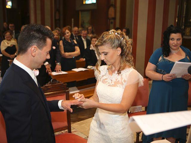 Il matrimonio di Andrea e Monica a Taino, Varese 9
