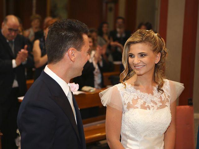 Il matrimonio di Andrea e Monica a Taino, Varese 10