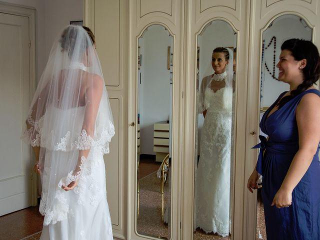 Il matrimonio di Daniele e Marta a Camogli, Genova 9