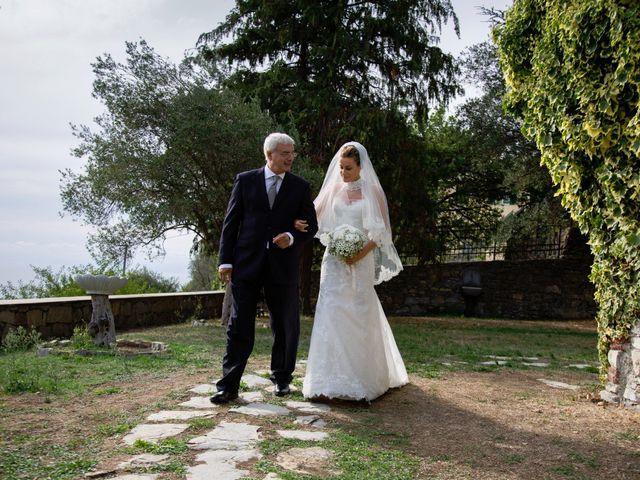 Il matrimonio di Daniele e Marta a Camogli, Genova 24