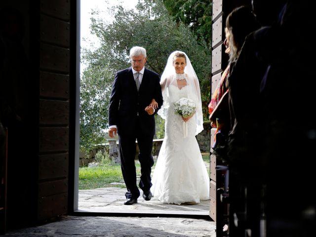 Il matrimonio di Daniele e Marta a Camogli, Genova 1
