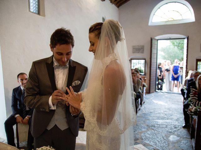 Il matrimonio di Daniele e Marta a Camogli, Genova 27