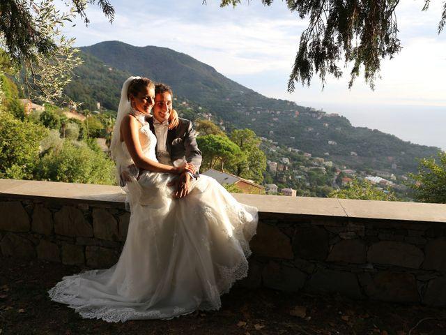 Il matrimonio di Daniele e Marta a Camogli, Genova 32
