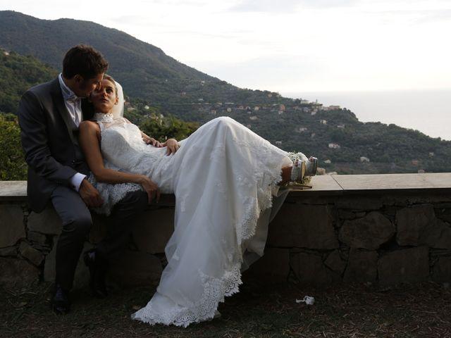 Il matrimonio di Daniele e Marta a Camogli, Genova 33