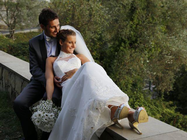 Il matrimonio di Daniele e Marta a Camogli, Genova 34