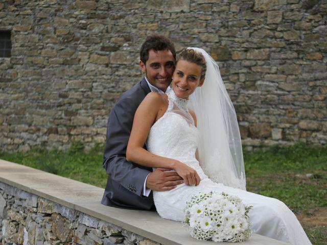 Il matrimonio di Daniele e Marta a Camogli, Genova 36