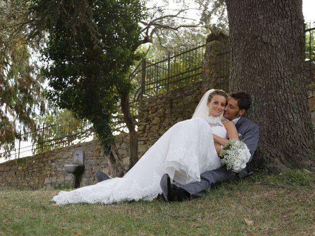 Il matrimonio di Daniele e Marta a Camogli, Genova 40