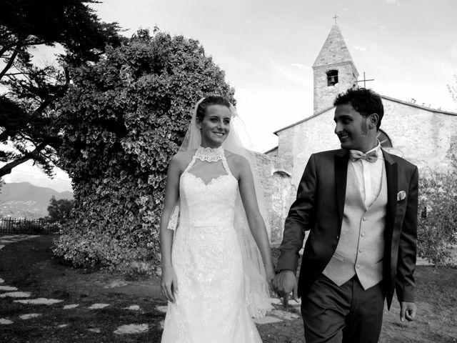 Il matrimonio di Daniele e Marta a Camogli, Genova 41