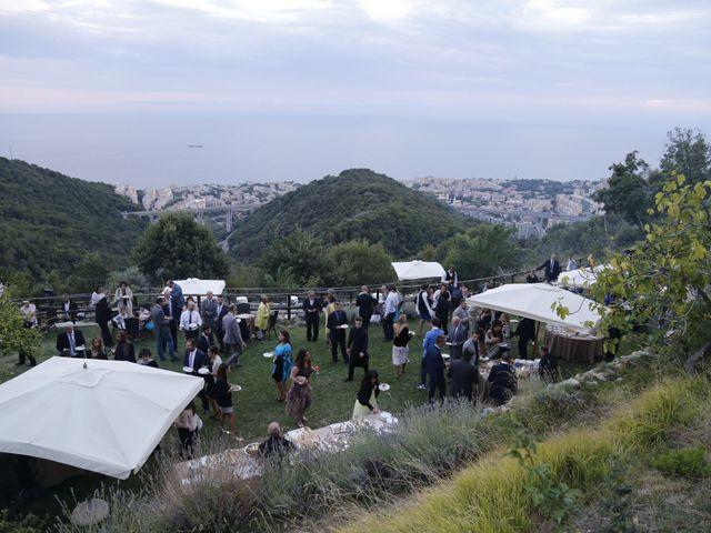 Il matrimonio di Daniele e Marta a Camogli, Genova 43
