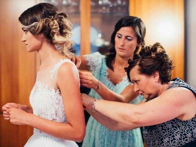 Il matrimonio di Mirko e Laura a Brisighella, Ravenna 17