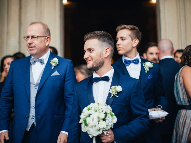 Il matrimonio di Mirko e Laura a Brisighella, Ravenna 31