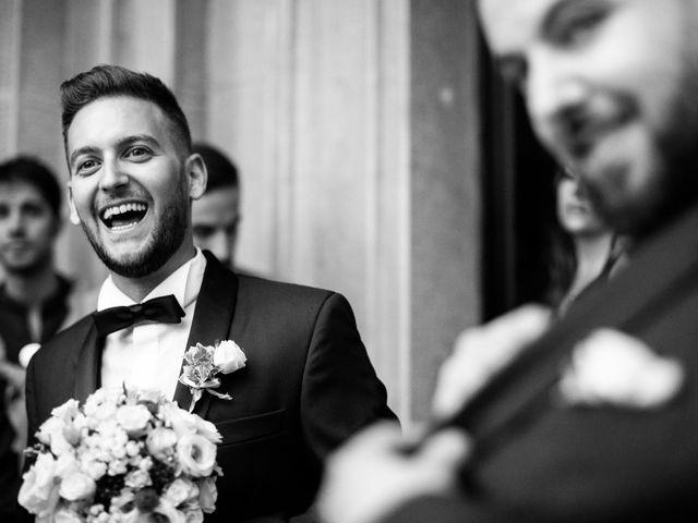 Il matrimonio di Mirko e Laura a Brisighella, Ravenna 33