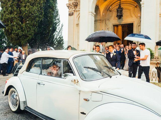 Il matrimonio di Mirko e Laura a Brisighella, Ravenna 35