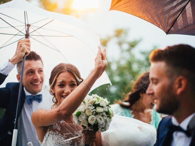Il matrimonio di Mirko e Laura a Brisighella, Ravenna 36