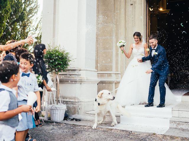 Il matrimonio di Mirko e Laura a Brisighella, Ravenna 49