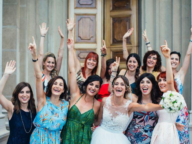 Il matrimonio di Mirko e Laura a Brisighella, Ravenna 55