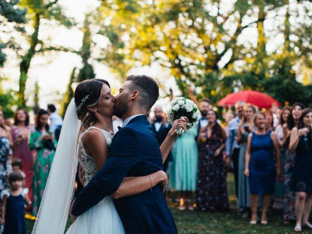 Il matrimonio di Mirko e Laura a Brisighella, Ravenna 65