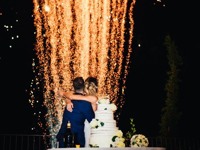 Il matrimonio di Mirko e Laura a Brisighella, Ravenna 83