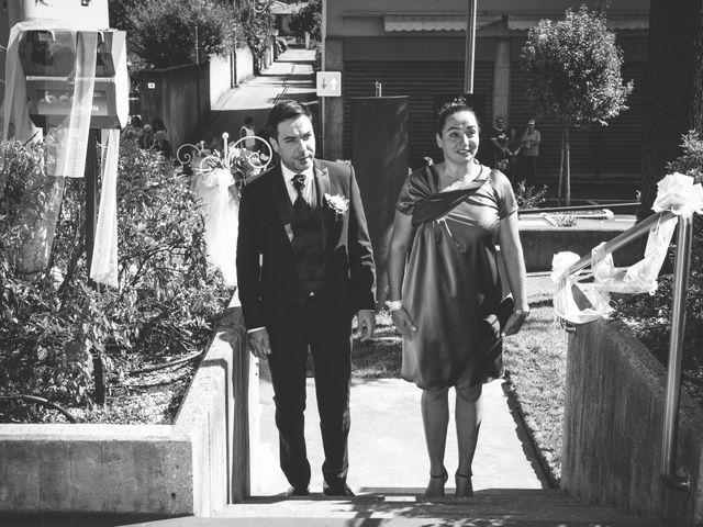 Il matrimonio di paolo e tatiana a Cornate d'Adda, Monza e Brianza 11
