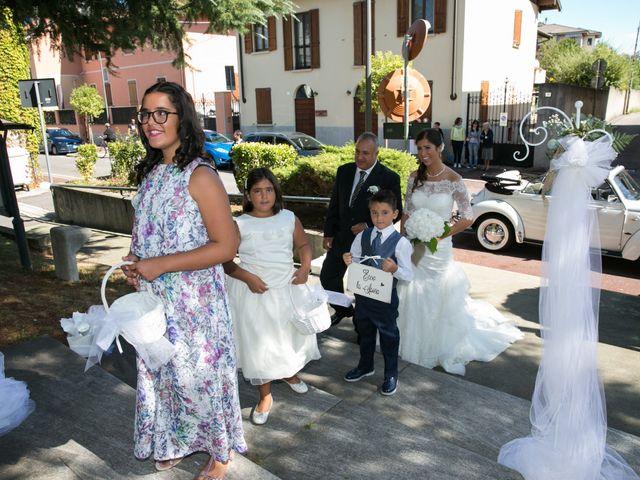 Il matrimonio di paolo e tatiana a Cornate d'Adda, Monza e Brianza 12