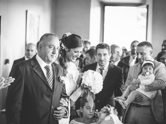 Il matrimonio di paolo e tatiana a Cornate d'Adda, Monza e Brianza 13