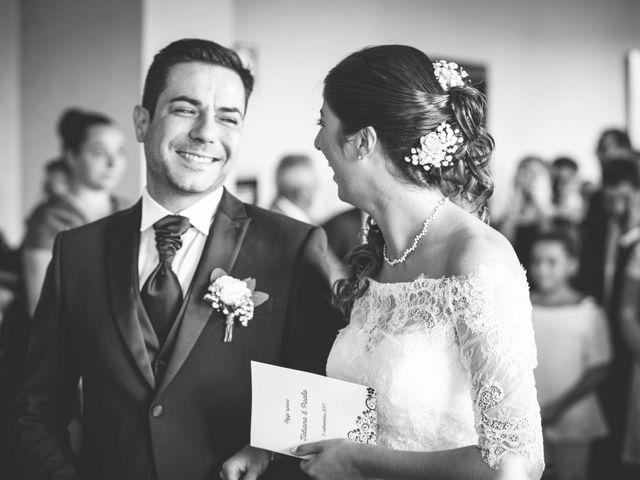 le nozze di tatiana e paolo