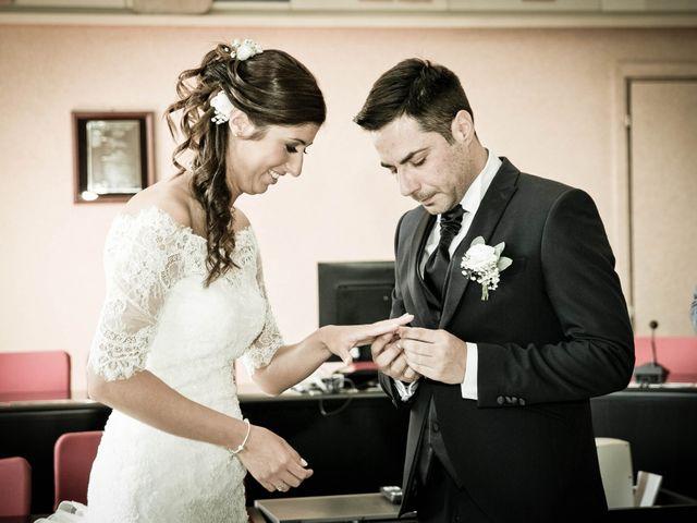 Il matrimonio di paolo e tatiana a Cornate d'Adda, Monza e Brianza 15