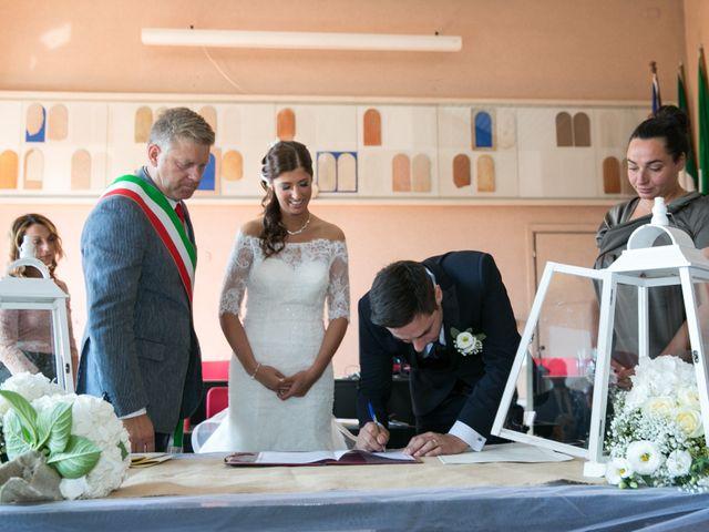Il matrimonio di paolo e tatiana a Cornate d'Adda, Monza e Brianza 17