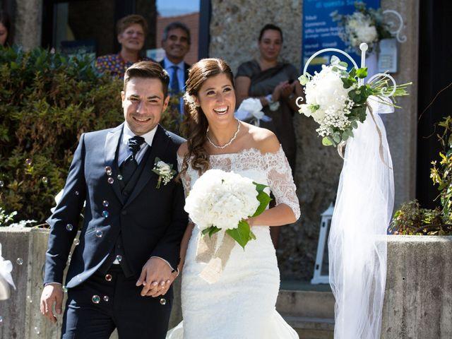 Il matrimonio di paolo e tatiana a Cornate d'Adda, Monza e Brianza 18