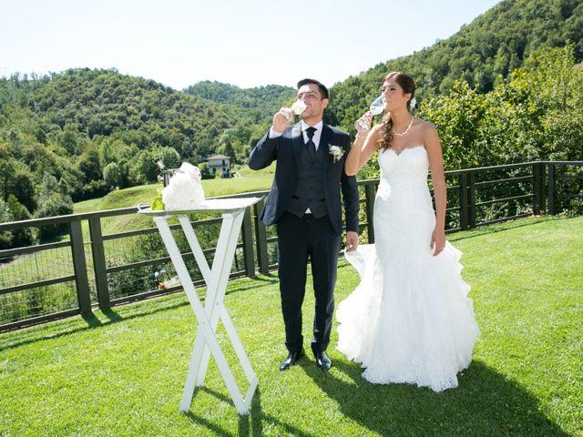 Il matrimonio di paolo e tatiana a Cornate d'Adda, Monza e Brianza 20