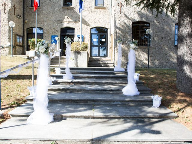 Il matrimonio di paolo e tatiana a Cornate d'Adda, Monza e Brianza 29