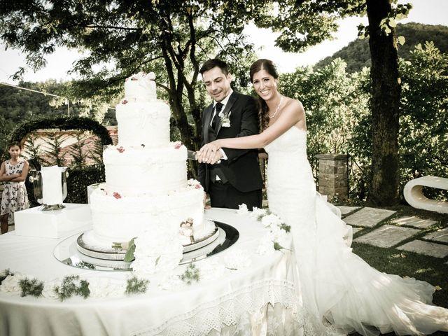 Il matrimonio di paolo e tatiana a Cornate d'Adda, Monza e Brianza 28