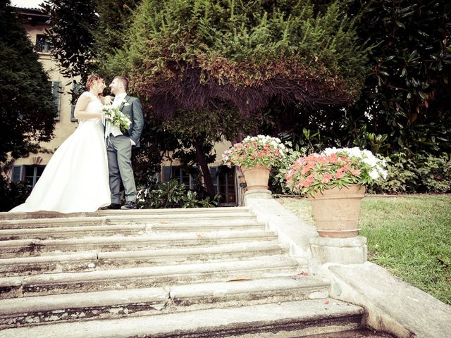 Il matrimonio di Roberto e Cristina a Rho, Milano 14