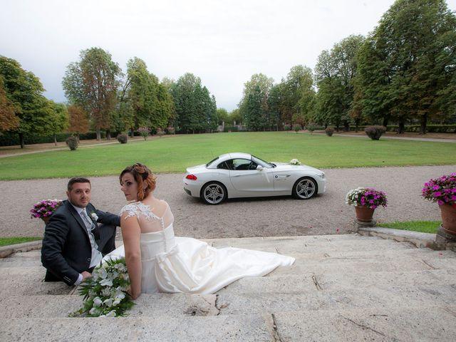 Il matrimonio di Roberto e Cristina a Rho, Milano 16