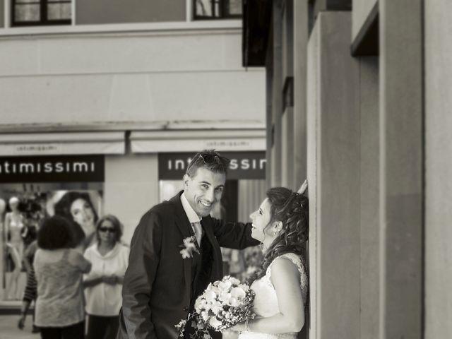 Il matrimonio di Andrea e Ilaria a Legnano, Milano 7