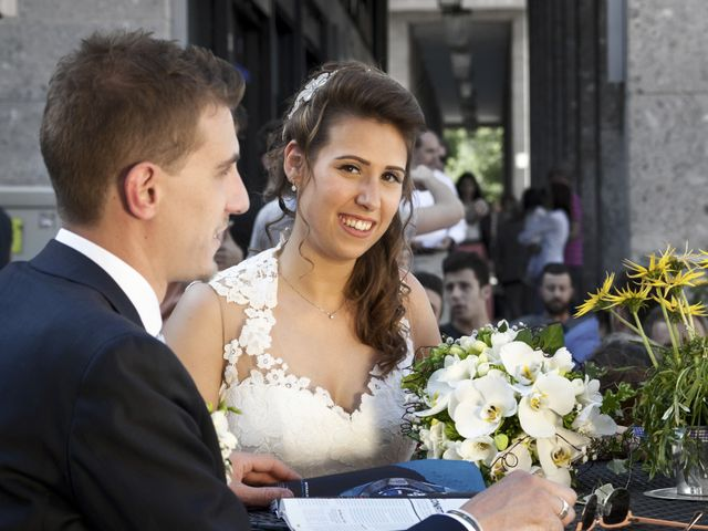 Il matrimonio di Andrea e Ilaria a Legnano, Milano 2