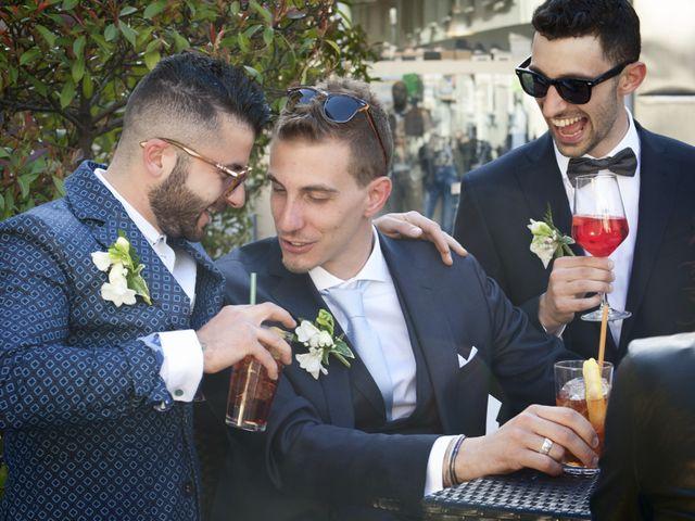 Il matrimonio di Andrea e Ilaria a Legnano, Milano 8