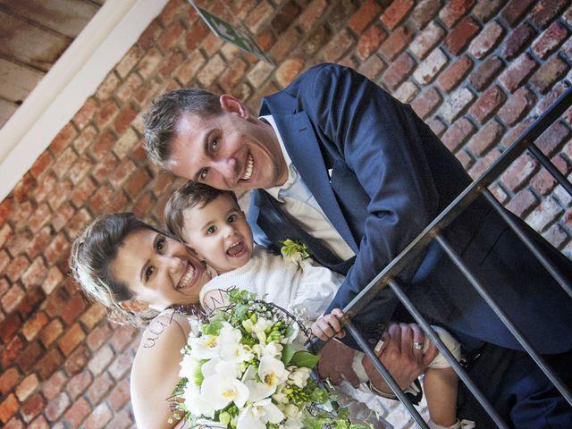 Il matrimonio di Andrea e Ilaria a Legnano, Milano 12