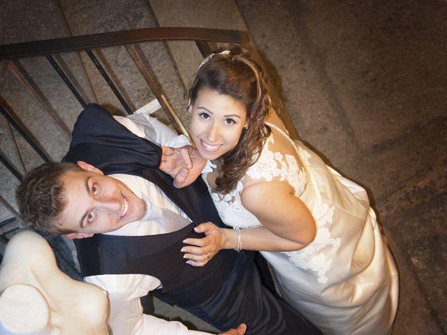 Il matrimonio di Andrea e Ilaria a Legnano, Milano 13
