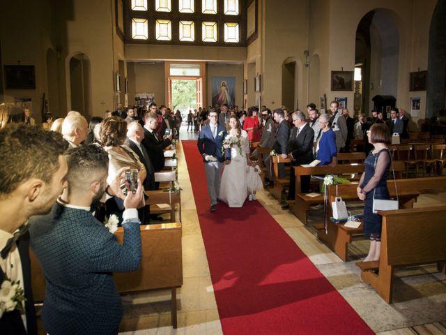 Il matrimonio di Andrea e Ilaria a Legnano, Milano 15