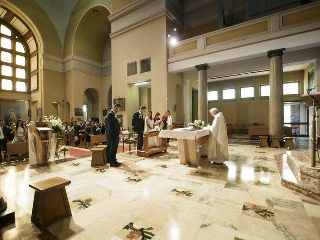 Il matrimonio di Andrea e Ilaria a Legnano, Milano 16