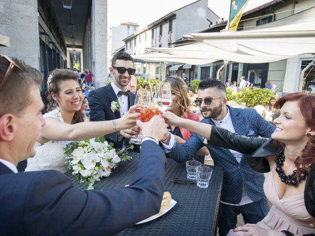 Il matrimonio di Andrea e Ilaria a Legnano, Milano 19