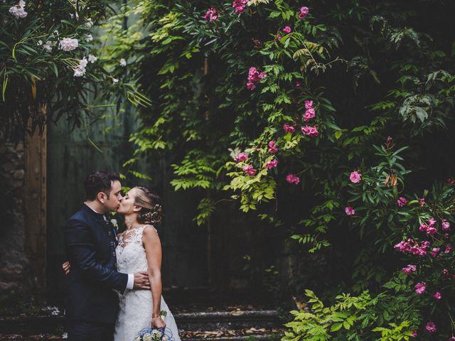 Le nozze di Ilaria e Thomas