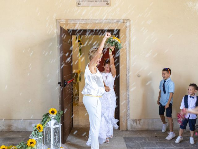 Il matrimonio di Denise e Lisa a Castel d'Azzano, Verona 3