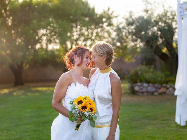 Il matrimonio di Denise e Lisa a Castel d'Azzano, Verona 6