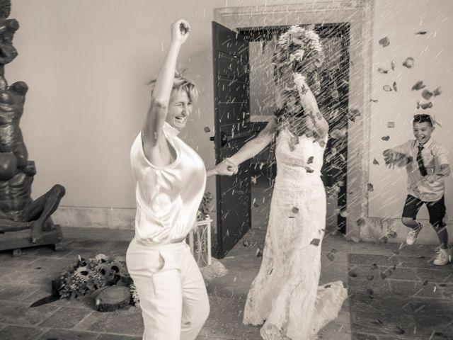 Il matrimonio di Denise e Lisa a Castel d'Azzano, Verona 9